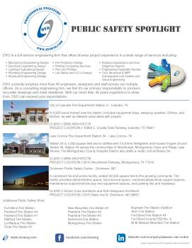 2017 DVO Public Safety Project Summary DEN 1pg